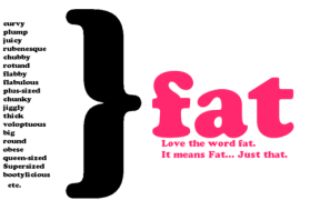love+the+word+fat